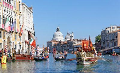Regata Storica Venecia